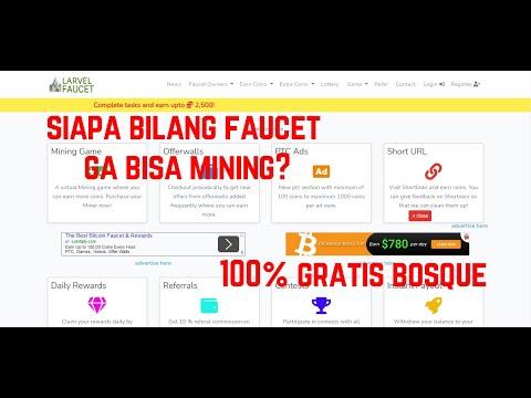 Faucet Dan Mining Dalam 1 Paket