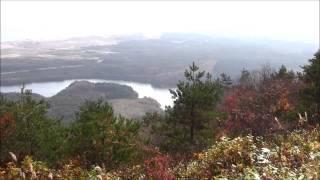 日本一の猿ケ森砂丘