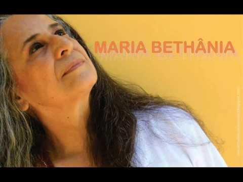 musica tenha calma maria bethania