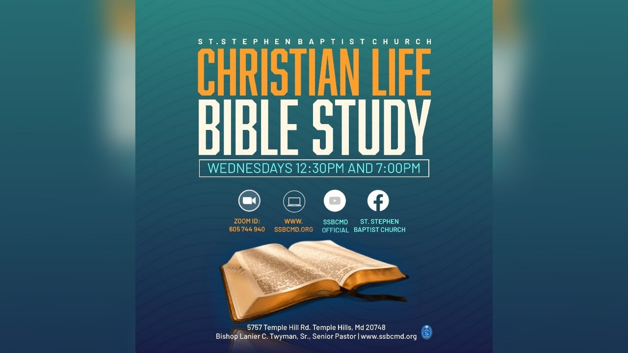 Download Mid-Day Christian Life Bible Study