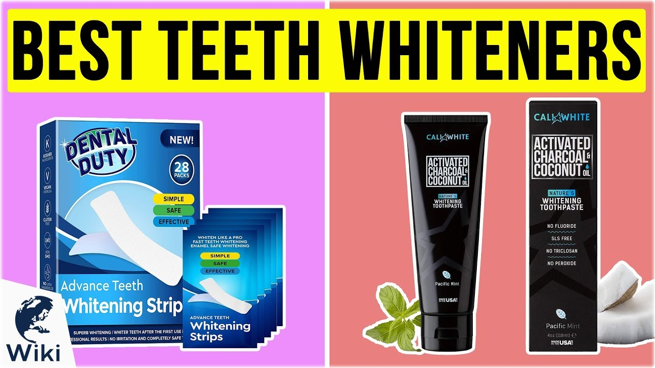 Top 10 Teeth Whiteners Of 2020 Video Review