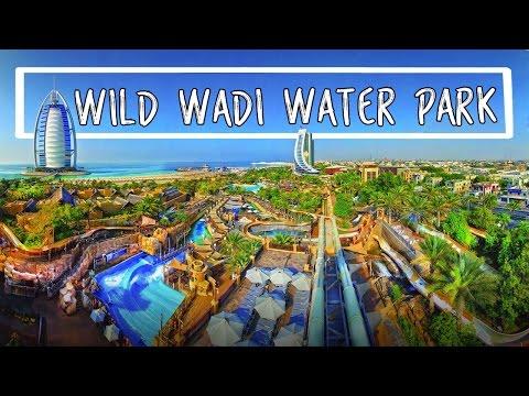 Аквапарк в Дубае | Wild Wadi Water Park Dubai | GoPro