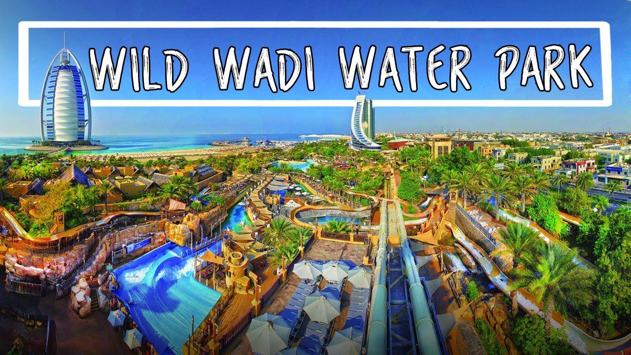 Аквапарк дубай wild wadi видео аренда вилл доминикана