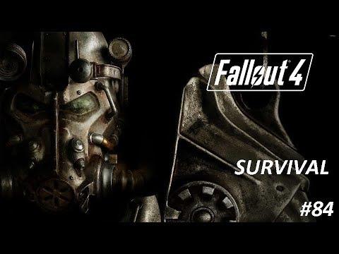 Let's Survive Fallout 4 (german) #84 Wir kämpfen uns zur Stadt durch