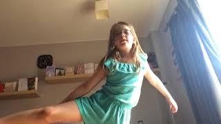Gymnastics Dance (Most Viewed Vid)