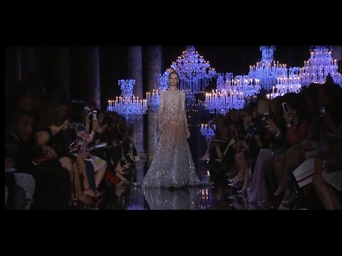 ELIE SAAB Haute Couture Fall Winter 2014-2015 Fashion Show