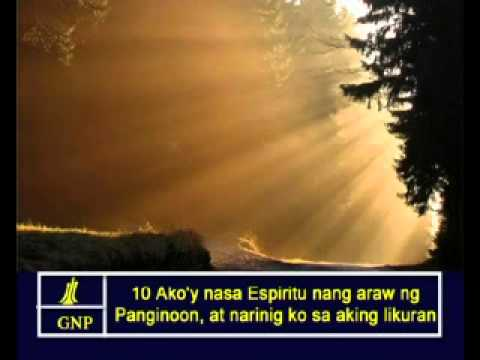 Revelation 1 Tagalog (Filipino) Picture Bible