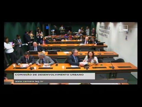 DESENVOLVIMENTO URBANO - Reunião Deliberativa - 29/05/2018 - 10:33