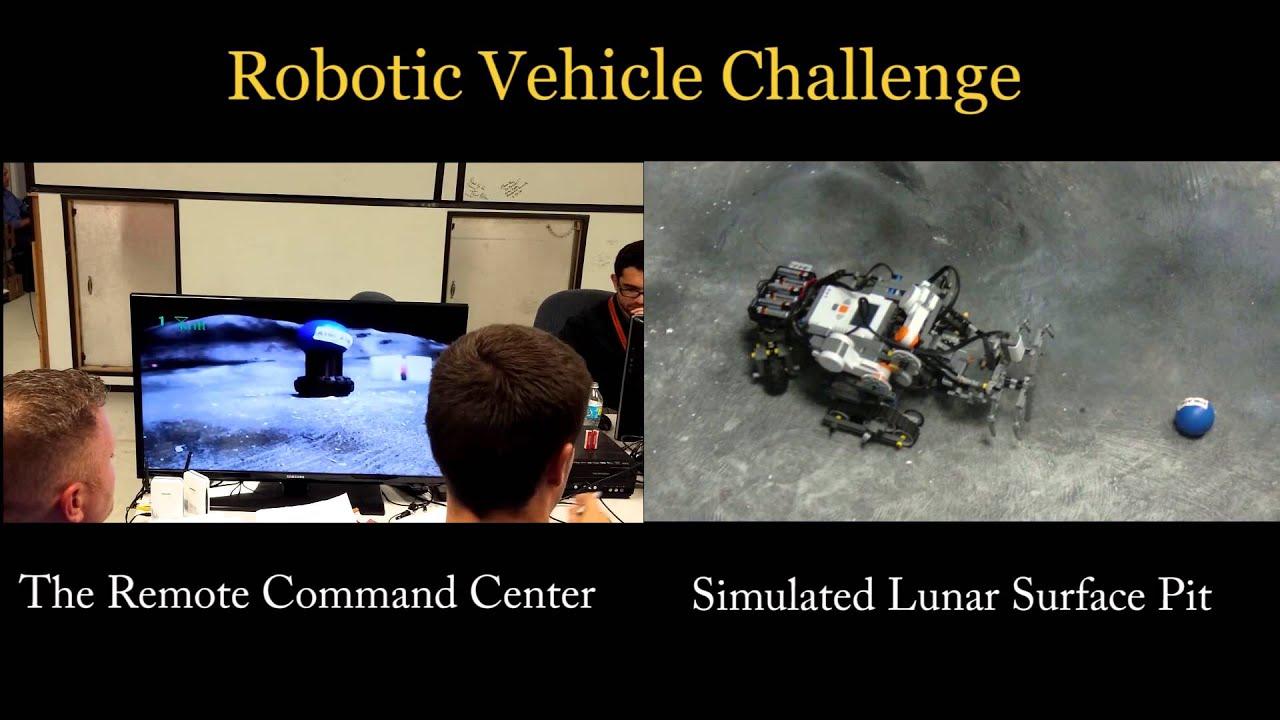 NASA Engineering Challenges - Robotics Vehicle - YouTube