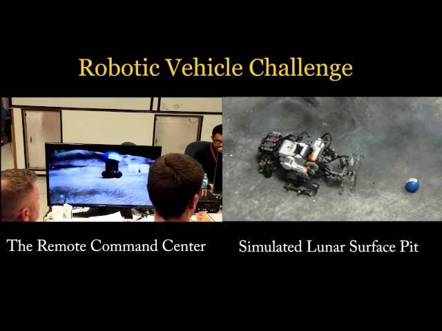NASA Engineering Challenges - Robotics Vehicle