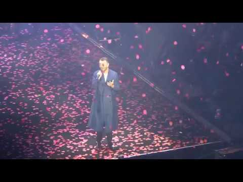STAY WITH ME (Sam Smith | The Thrill Of It All Tour | Live In Manila 2018)