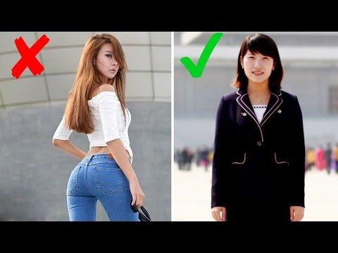Kuzey Kore'de Asla Yapamayacağınız 10 Şey