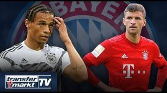 Sané zweifelt an Bayern-Wechsel – Abschiedsgedanken bei Müller | TRANSFERMARKT
