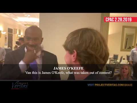 "CPAC 2019: Van Jones Accuses Us Editing His ""Nothing-burger"" Comment. Here is The Raw."