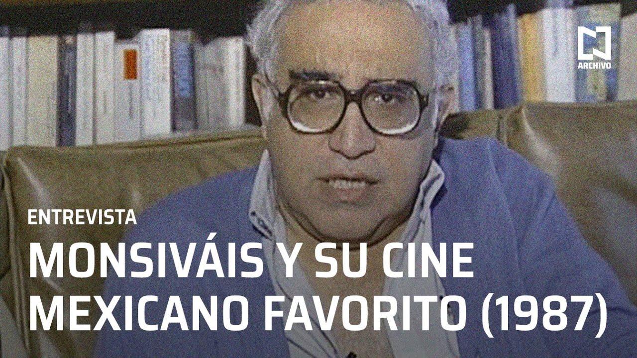 Carlos Monsiváis y su cine mexicano favorito (1987)