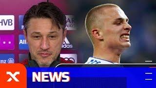 Niko Kovac sicher: Jann-Fiete Arp wird Nationalspieler | FC Bayern München | Bundesliga | DFB-Team