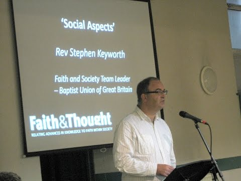 Homosexuality - Social Aspects (Faith & Thought Symposiu