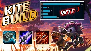 CAN TRISTANA MID BEAT FED DARIUS? NEW OP KITE BUILD DOES MORE DAMAGE THAN WHOLE TEAM COMBINED