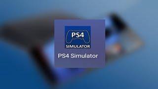 Обзор Симулятора Игровой Консоли PlayStation 4 на АНДРОИД