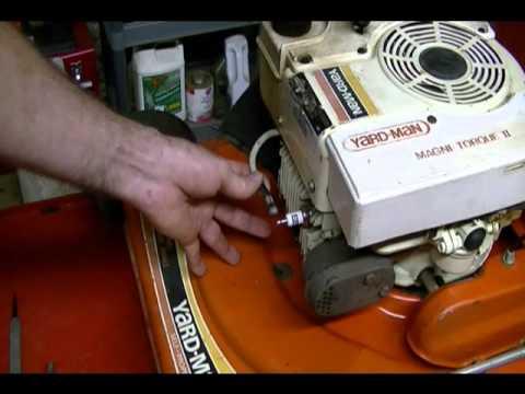 small engine repair how to check for spark on a tecumseh honda rh youtube com