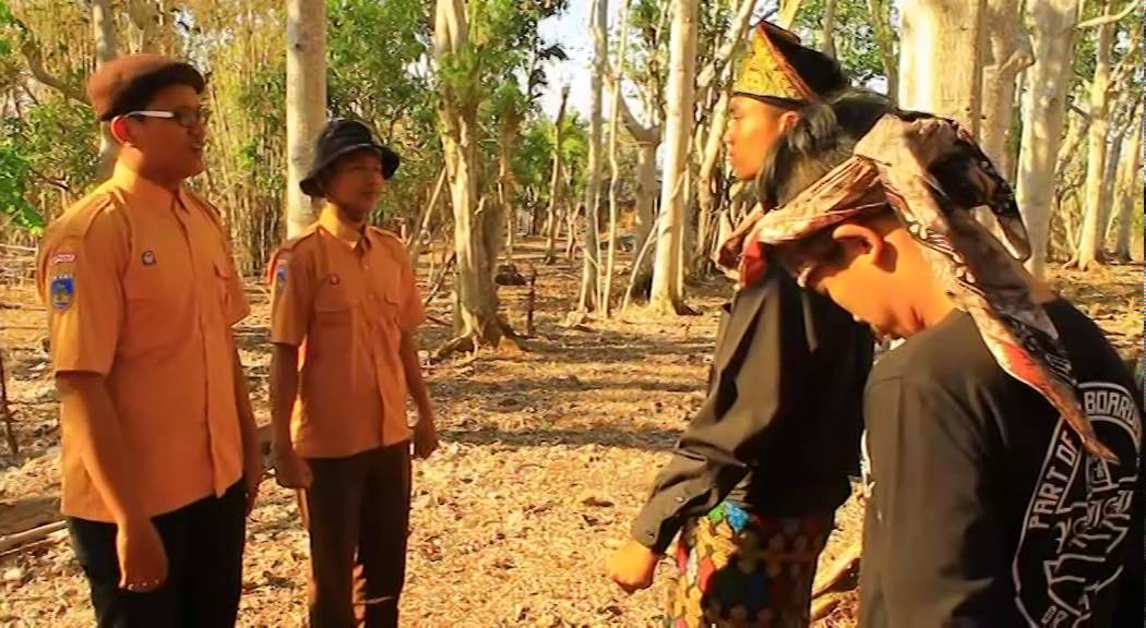 Film Pendek Cut Nyak Dhien Teuku Umar Youtube