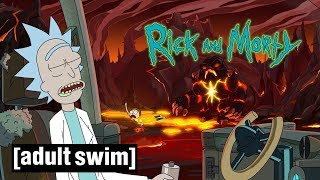 Inside ''The ABCs of Beth'' | Rick and Morty | Season 3 | Adult Swim