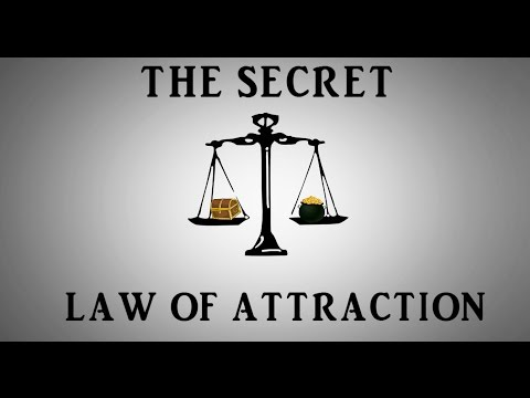 THE SECRET LAW OF ATTRACTION SUMMARY