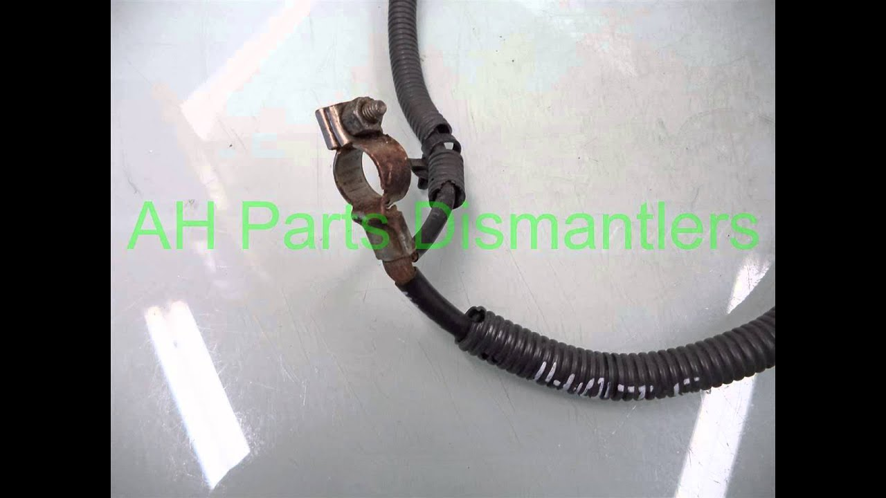 2007 acura tl positive battery cable 32410 sep a10 ahparts com rh youtube com AA Battery Harness Brake Wiring Harness