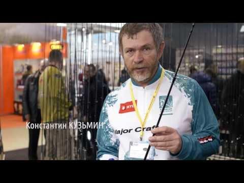 Константин Кузьмин о серии спиннингов Major Craft Dodger