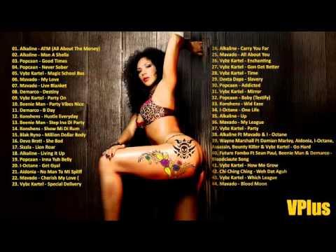 New (2015) Dancehall / Urban Music Mix (Shella Dancehall Mix) VPlus