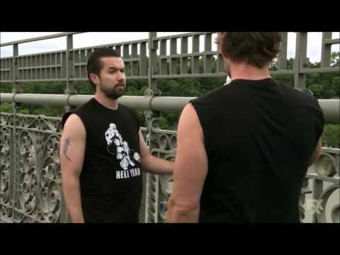 Mac || Rob McElhenney || It's Always Sunny in Philadelphia