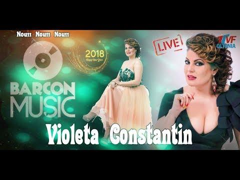 VIOLETA CONSTANTIN 2018 MUZICA DE PETRECERE CHEF DE SFANTUL ION 2018