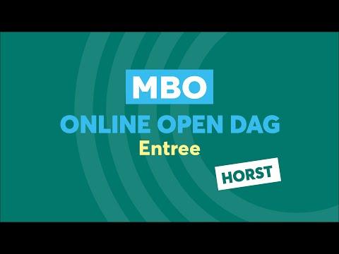 Horst MBO Entree Online Open Dag