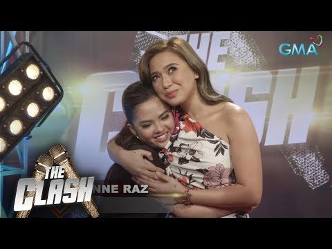 The Clash: Anne Raz gives thanks to her supportive mother | Top 32