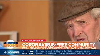 Coronavirus-free community: early preventive measures keep elderly safe in Spanish town
