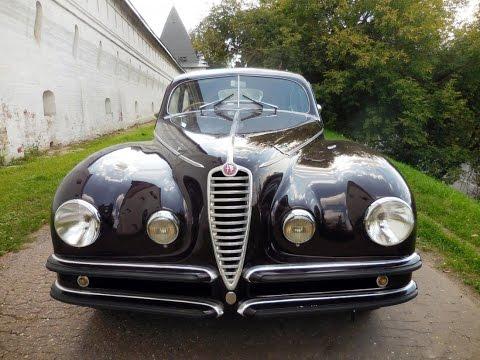 Alfa Romeo 6C 2500 Sport 1947