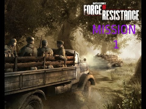 BattleStrike Force of Resistance Mission 3 - PC 1080 HD - No Commentary