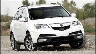 Why a 2011 Acura MDX Tech Package is the gold standard in mid-sized SUV's