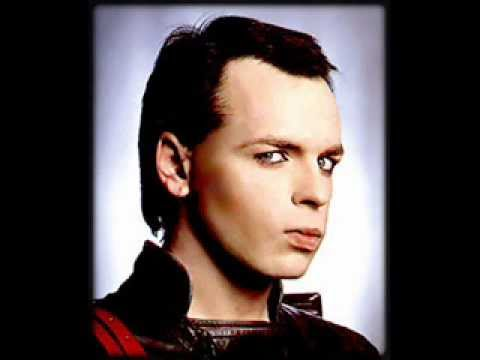 Gary Numan - For the rest of my life.wmv mp3