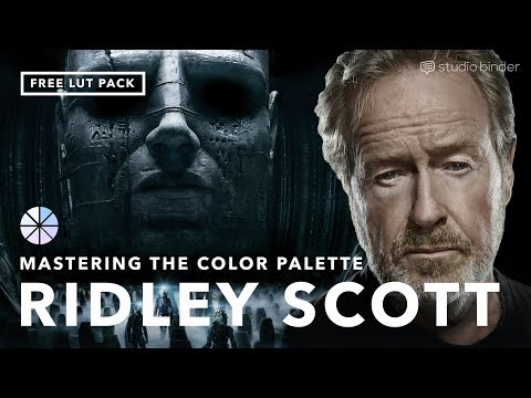 Mastering the Movie Color Palette: Ridley Scott