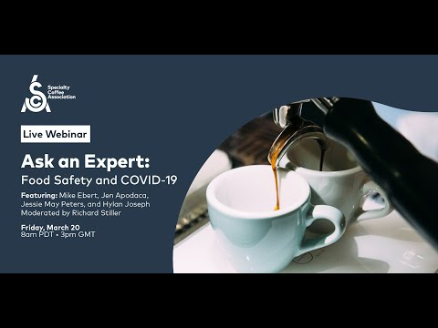 Ask An Expert: Food Safety And COVID-19