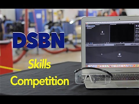 DSBN Skills Competition 2016 - TV/Video Production
