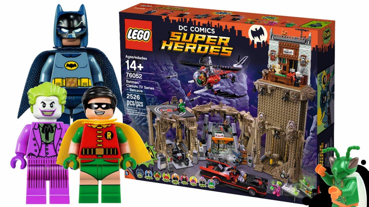 LEGO Batman Classic TV Series Batcave set - My Thoughts ...