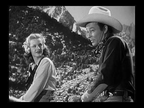 Roy Rogers - Utah - Dale Evans, Gabby Hayes