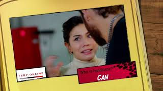 Can &  Sanem - Who's handsome?
