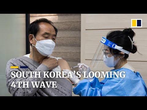 South Korea braces for possible fourth coronavirus wave amid slow vaccination drive