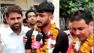 KHALEEL SELECTED  FOR INDIAN TEAM