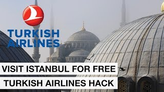 Touristanbul Turkish Airlines review! Visit Istanbul for free!