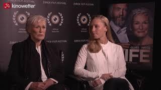 Baixar Interview Glenn Close & Annie Starke THE WIFE