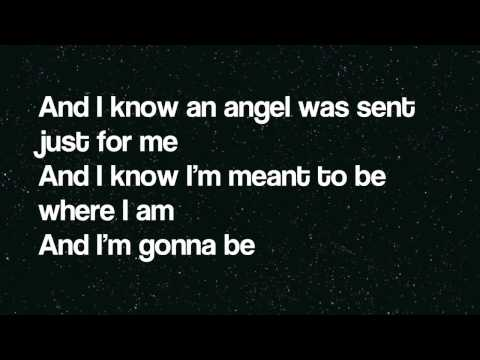 Chris Medina-What Are Words (Lyrics)